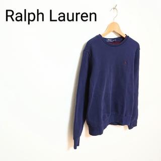 ラルフローレン(Ralph Lauren)のRalph Lauren ワンポイントロゴ刺繍スウェット(スウェット)