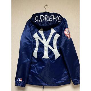 Supreme - Supreme Yankees コーチジャケット ヤンキース