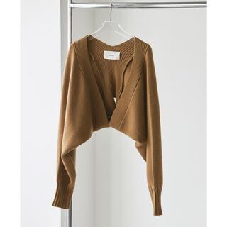 TODAYFUL - todayful Doubleface Sleeve Knit