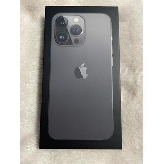アップル(Apple)の【新品】SIMフリー iPhone13PRO 512GB グラファイト(スマートフォン本体)