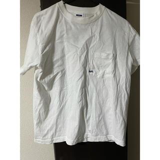 シップス(SHIPS)のSHIPS: マイクロ SHIPSロゴ ポケット Tシャツ(Tシャツ/カットソー(半袖/袖なし))