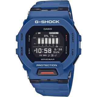 ジーショック(G-SHOCK)の[カシオ] 腕時計 ジーショック GBD-200-2JF メンズ ブルー(腕時計(デジタル))