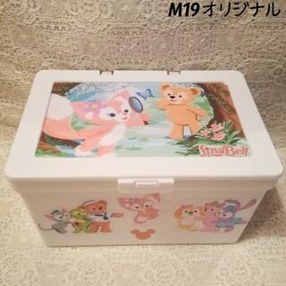 ダッフィー(ダッフィー)のリーナベル♡ダッフィー&フレンズ☆マスクケース♪BOX☆小物入れ♪(小物入れ)