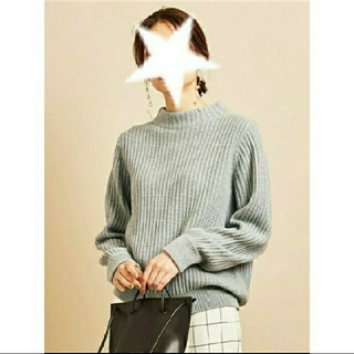 BEAUTY&YOUTH UNITED ARROWS - 2020-2021aw  BY U.A  美品 秋冬 ボトルネック ニット