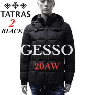 TATRAS - 20AW 美品◆タトラス ダウンジャケット GESSO / 2 M BLACK