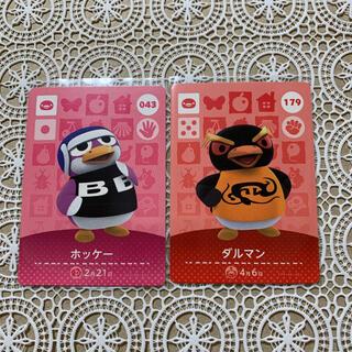 ニンテンドウ(任天堂)の【amiiboカード】ペンギン族(シングルカード)