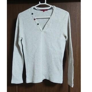 アベイル(Avail)の長袖 カットソー トップス ロンT(Tシャツ/カットソー(七分/長袖))