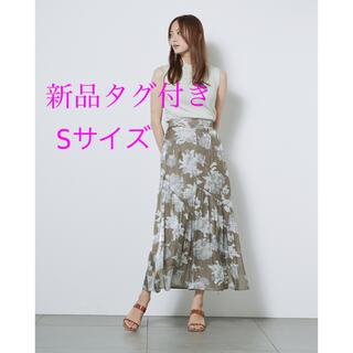 snidel - プリントタイトナロースカート 新品タグ付き スナイデル