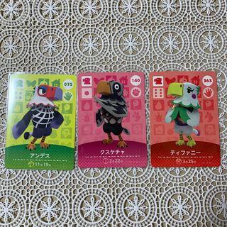 ニンテンドウ(任天堂)の【amiiboカード】ワシ族②(シングルカード)