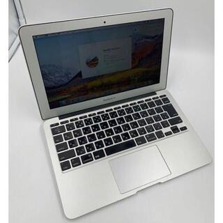 アップル(Apple)のMacBook Air 11インチ(ノートPC)