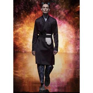 DIOR HOMME - Dior homme × Kenny  シルク ベルト コート