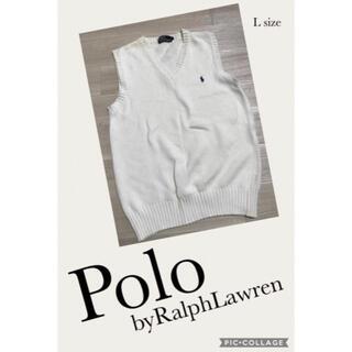 POLO RALPH LAUREN - ラルフローレン ベスト ♡