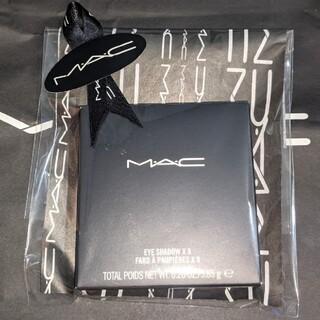 MAC - M.A.C スモールアイシャドウ×9 バーガンディタイムズナイン 新品未使用