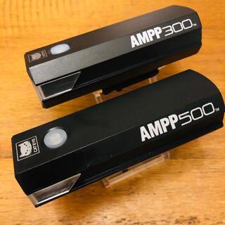 【2個セット】キャットアイ ヘッドライト AMPP500 AMPP300