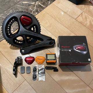 Pioneer - Pioneer ペダリングモニター 167.5mm パイオニア パワーメーター