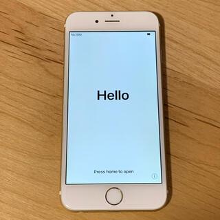 iPhone - iPhone6 GOLD 16GB docomo 本体