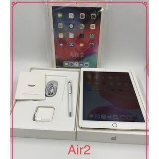 アイパッド(iPad)のiPad Air2 9.7インチ 128gb美品(タブレット)