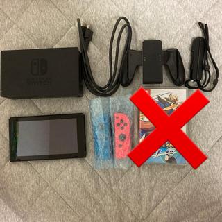 Nintendo Switch - ニンテンドーSwitch ソフト付き