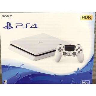 PlayStation4 - PS4 本体 白 CUH-2200A 500GB