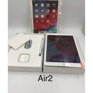 アイパッド(iPad)のiPad Air2 9.7インチ 64gb美品0(タブレット)