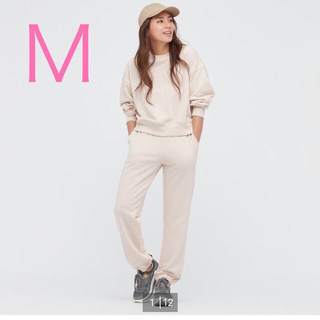 UNIQLO - 【完売/新品】ユニクロ スウェットパンツ M