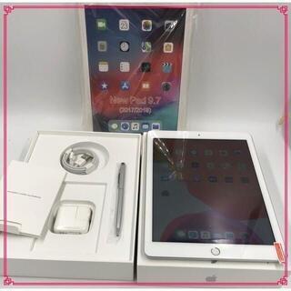 アイパッド(iPad)のipad 2018 128GB 第6世代 美品(タブレット)