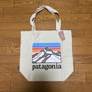 パタゴニア(patagonia)のpatagonia トートバッグ 新品(トートバッグ)