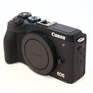 Canon - ★美品★ CANON EOS M6 Mark II ボディ ブラック