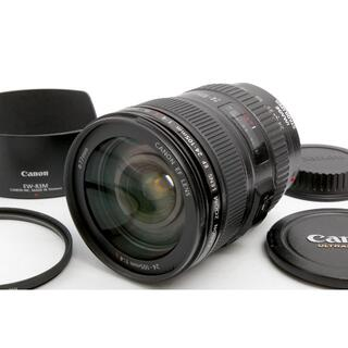 Canon - Canon EF 24-105mm F4 L IS USM 標準ズームレンズ