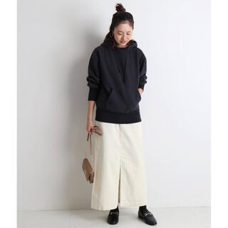 IENA SLOBE - 週末限定価格!【SLOBE IENA】コーデュロイタイトロングスカート