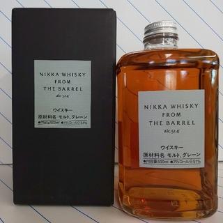 ニッカウイスキー(ニッカウヰスキー)のニッカ『フロムザバレル☆』1本(ウイスキー)