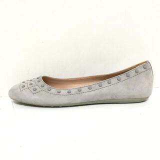 TOD'S(トッズ) フラットシューズ 35 1/2A -