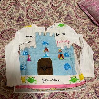 ドルチェアンドガッバーナ(DOLCE&GABBANA)のドルチェ&ガッバーナ キッズロンT 5歳(Tシャツ/カットソー)