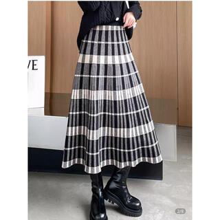 dholic - 当日発送可能❤️韓国ファッションニットスカート