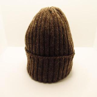 ロンハーマン(Ron Herman)のロンハーマン ニット帽 ONE美品  -(ニット帽/ビーニー)