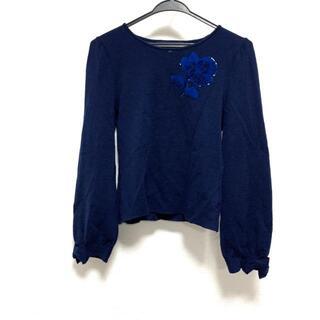 M'S GRACY - エムズグレイシー 長袖セーター サイズ40 M