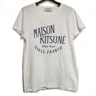 MAISON KITSUNE' - メゾンキツネ 半袖Tシャツ サイズM メンズ