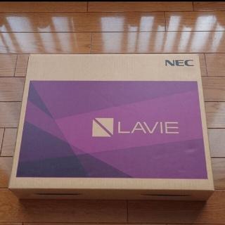 エヌイーシー(NEC)のNEC_LAVIE Smart NS(PC-SN17CNSA6-1)(ノートPC)