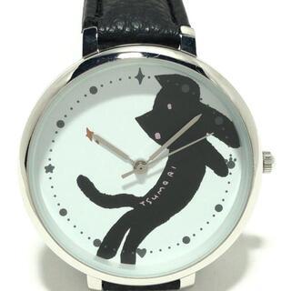 ツモリチサト(TSUMORI CHISATO)のツモリチサト 腕時計美品  - レディース(腕時計)