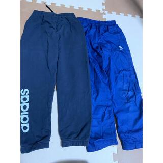 adidas - アディダス ズボン 2枚セット 130