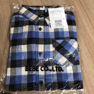 BeBe - BeBe ネルシャツ 140