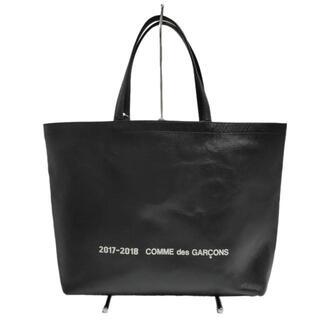 コムデギャルソン(COMME des GARCONS)のコムデギャルソン トートバッグ美品  -(トートバッグ)
