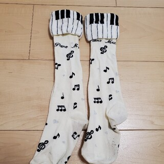 メゾピアノ(mezzo piano)のご専用。メゾピアノハイソックス18~20(靴下/タイツ)
