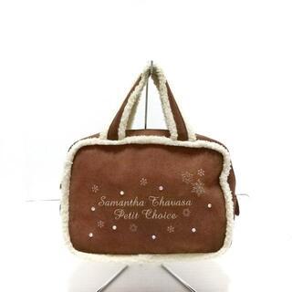 サマンサタバサプチチョイス(Samantha Thavasa Petit Choice)のサマンサタバサプチチョイス ハンドバッグ(ハンドバッグ)