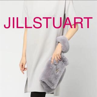 JILLSTUART - ジルスチュアート❤︎ファー クラッチバック