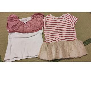 ピンクハウス(PINK HOUSE)のサイズ90 女の子夏服 BABY PINK HOUSE(Tシャツ/カットソー)