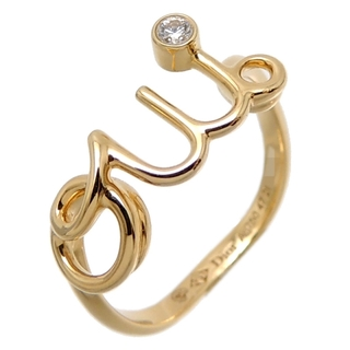Christian Dior - クリスチャンディオール リング・指輪