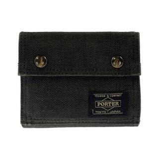 ポーター(PORTER)のポーター PORTER 二つ折り財布    メンズ(折り財布)
