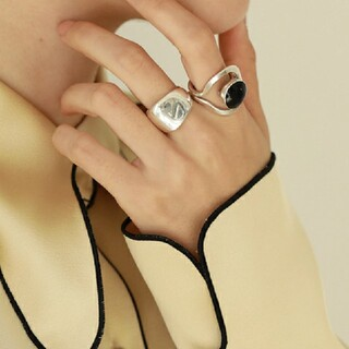 TODAYFUL - 新品!TODAYFUL LIFE's  Circle Stone Ring