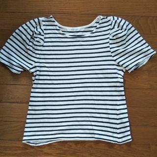 ローリーズファーム(LOWRYS FARM)のローリーズファーム パフ袖 Tシャツ(Tシャツ(半袖/袖なし))